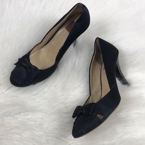 O by Oscar De La Renta Special occasion heels 8.5